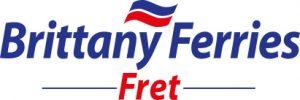 LOGO BRITTANY FERRIES FRET