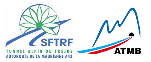 Tunnels Mont Blanc et Fréjus Partenaire ASTR
