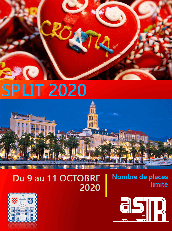 ASTR - SPLIT 9 AU 11 OCTOBRE 2020